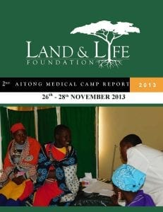 2nd Aitong Medical Camp Report